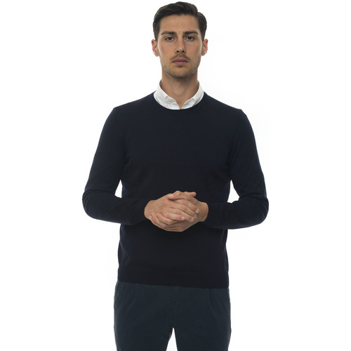 Vêtements Homme Pulls Hugo Boss BOTTO-50419370402 blu