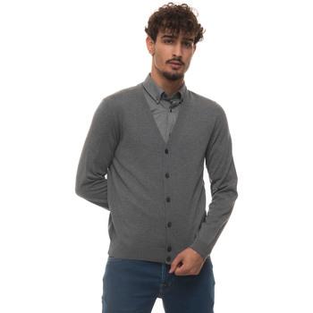 Vêtements Homme Gilets / Cardigans Hugo Boss MARDON-E-50392802030 grigio medio