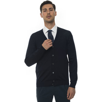 Vêtements Homme Gilets / Cardigans Hugo Boss MARDON-E-50392802402 blu