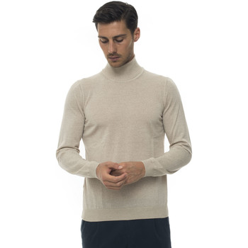 Vêtements Homme Pulls Hugo Boss MUSSO-P-50392083102 beige