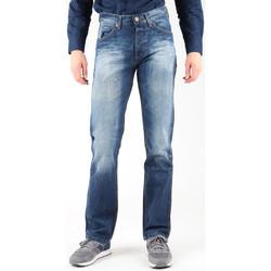 Vêtements Homme Jeans droit Wrangler Ace W14RD421X niebieski