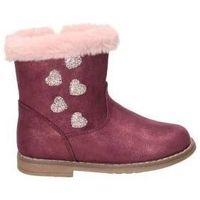 Chaussures Fille Bottes de neige Katini KLK16804 Rouge