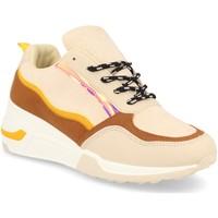 Chaussures Femme Baskets basses Festissimo 881 Beige