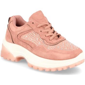 Chaussures Femme Baskets basses Festissimo F9016 Rosa