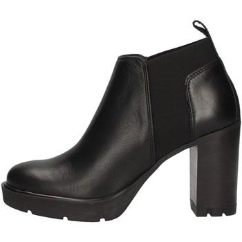 Chaussures Femme Boots Janet Sport 44833 NOIR