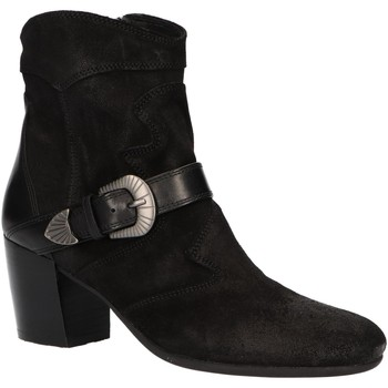 Chaussures Femme Bottines Geox D84AMC 0CS43 D N LUCINDA Negro
