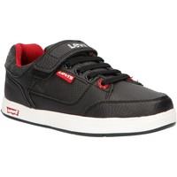 Chaussures Enfant Baskets basses Levi's VGRA0061S NEW GRACE Negro
