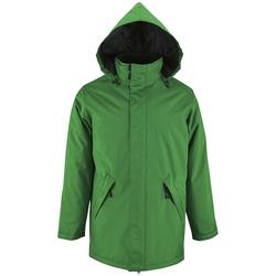 Vêtements Femme Parkas Sols ROBYN PADDED LINING WOMEN Verde