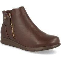 Chaussures Femme Bottines Clowse 9B1067 Marron