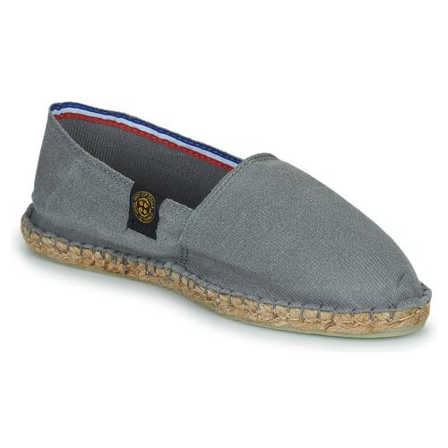 Chaussures Espadrilles Art of Soule UNI Gris