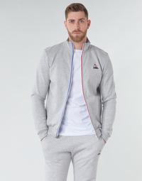Vêtements Homme Vestes de survêtement Le Coq Sportif ESS FZ Sweat N°2 M Gris chiné