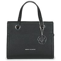Sacs Femme Sacs porté main Armani Exchange MEYLANI Noir