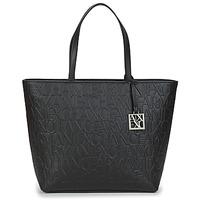 Sacs Femme Cabas / Sacs shopping Armani Exchange MANO Noir