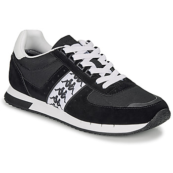 Chaussures Homme Baskets basses Kappa CURTIS Noir / Blanc