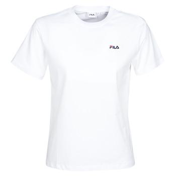 Vêtements Femme T-shirts manches courtes Fila EARA Blanc
