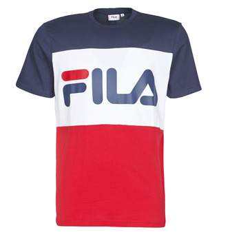 Vêtements Homme T-shirts manches courtes Fila DAY Marine / Rouge / Blanc