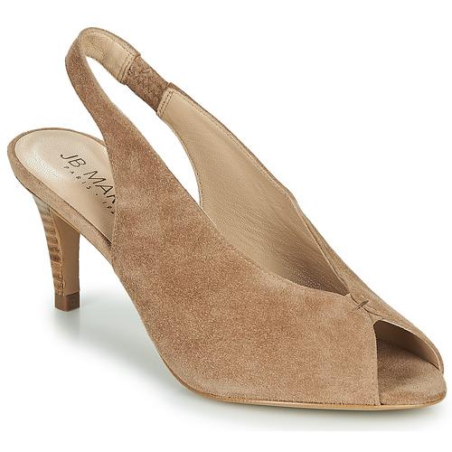 Chaussures Femme Escarpins JB Martin PIM Beige