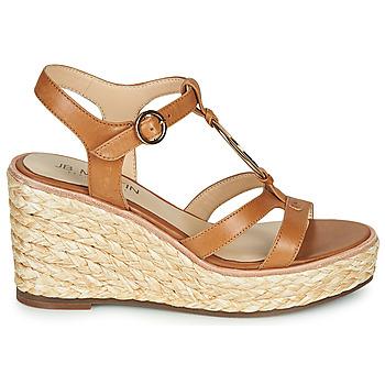 Chaussures Femme Sandales et Nu-pieds JB Martin EMANI Marron