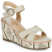 Chaussures Femme Sandales et Nu-pieds JB Martin EMEA Beige