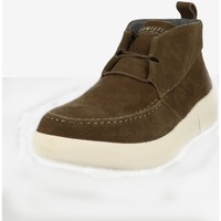 Chaussures Homme Boots Armistice VOLT TRAKE SUEDE TAUPE