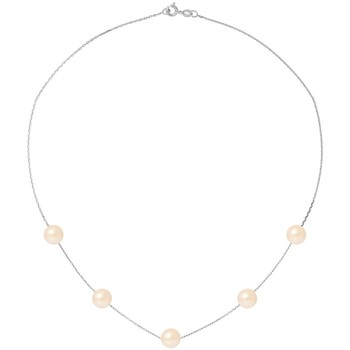 Montres & Bijoux Femme Colliers / Sautoirs Blue Pearls BPS K063 W - OB Multicolore