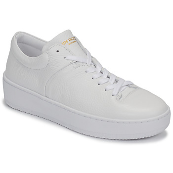 Chaussures Femme Baskets basses Jim Rickey CLOUD FAT Blanc