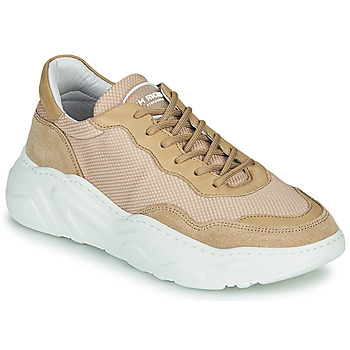 Chaussures Femme Baskets basses Jim Rickey WINNER Tan