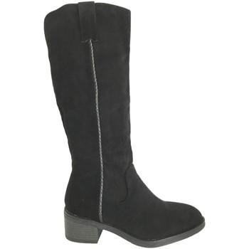 Chaussures Femme Bottes ville H&d HD-521 Negro