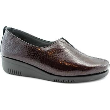 Chaussures Femme Mocassins Grunland GRU-I19-SC3991-BO Rosso