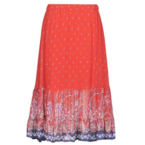 Vêtements Femme Jupes Cream NALITA Rouge