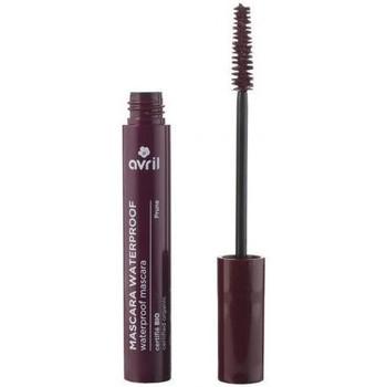 Beauté Femme Mascaras Faux-cils Avril Avril - Mascara Waterproof Prune Certifié BIO - 10ml Autres