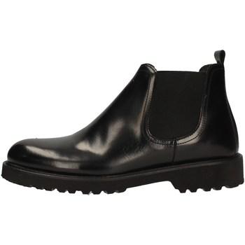 Chaussures Homme Boots Exton 465 NOIR