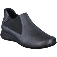 Chaussures Femme Low boots Mephisto Bottillon cuir NELLIE Gris