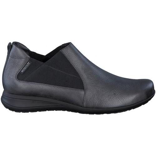 Chaussures Boots Mephisto Bottillon NELLIE gris Gris