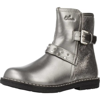 Chaussures Fille Boots Chicco 1062648 Argent