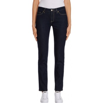Vêtements Femme Jeans slim Tommy Hilfiger Jean Straight Rome Bleu Denim