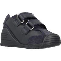 Chaussures Fille Baskets basses Biomecanics 191165 Bleu