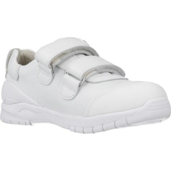 Chaussures Fille Baskets basses Biomecanics 182195 Blanc