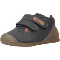 Chaussures Garçon Baskets basses Biomecanics 191150 Bleu