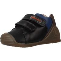 Chaussures Garçon Baskets basses Biomecanics 191155 Noir