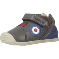 Chaussures Garçon Baskets basses Biomecanics 191157 Gris