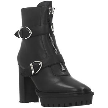 Chaussures Femme Bottines Bruno Premi BY6002X Noir