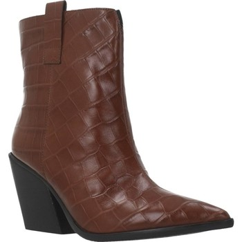 Chaussures Femme Bottines Elvio Zanon EK2606X Marron