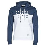 Vêtements Homme Sweats Kaporal TOSCA Blanc / bleu
