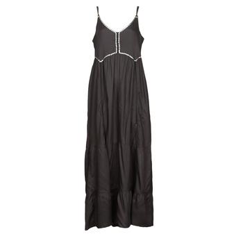 Vêtements Femme Robes longues Kaporal ANGEL Noir