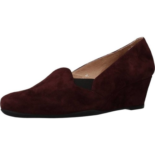 Chaussures Femme Mocassins Stonefly 107205 Rouge