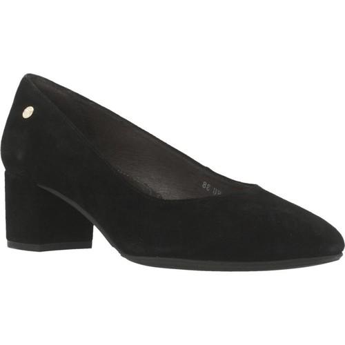Chaussures Femme Ballerines / babies Stonefly LESLIE 2 GOAT Noir