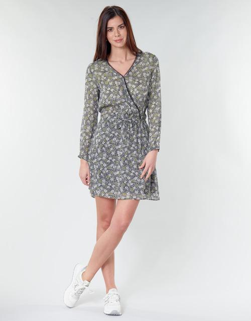 BQ30035-57  Ikks  robes courtes  femme  multicolore