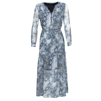 Vêtements Femme Robes longues Ikks BQ30285-45 Bleu