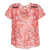 Vêtements Femme Tops / Blouses Ikks BQ11145-37 Orange